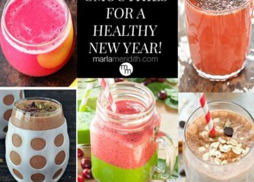 16 Smoothies for a Healthy New Year!