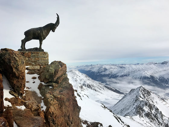On Top of the World in St. Moritz, Switzerland. A travelers guide. MarlaMeridith.com ( @marlameridith )