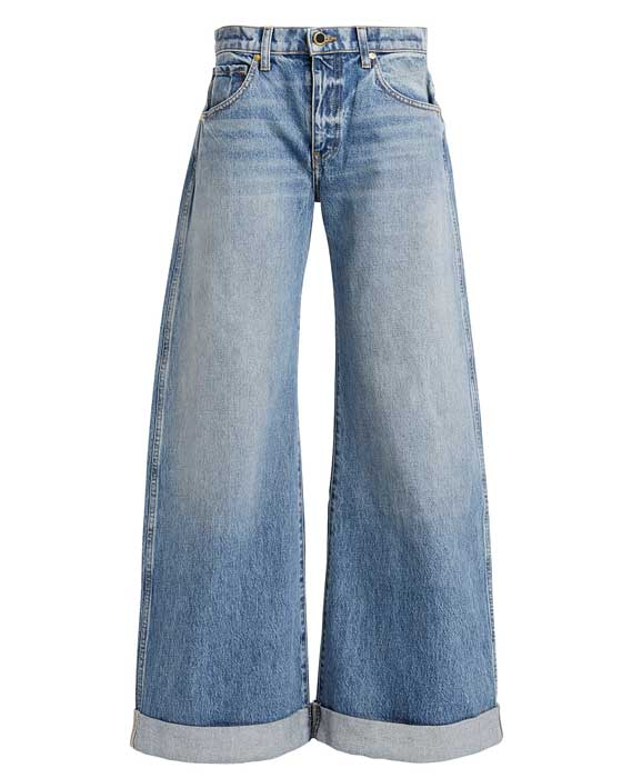 The Best Jeans Trends for Fall '19. Shop them all right here! MarlaMeridith.com