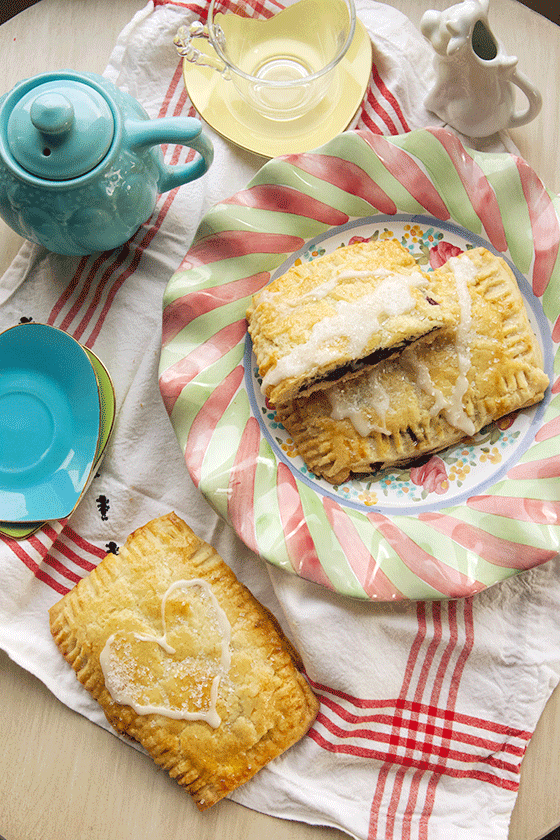 The Most Delicious Homemade Pop Tarts Recipe!