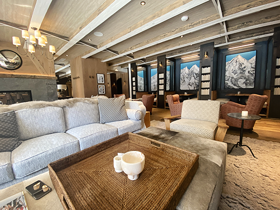 Timber Room at Madeline Hotel and Residences